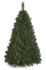 Christmas Tree Luxury New Boxed Traditional Forest Green 3 sizes - Caucasian Fir