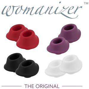 Testine-di-ricambio-W-Heads-3x-Womanizer-Premium-amp-Classic-cappucci-cappuccio