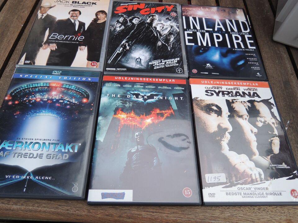 5658-5707 DVD, DVD, andet