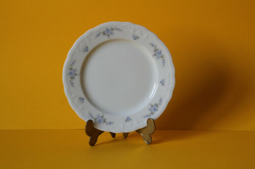 Seltmann Weiden Julia Blaue Rosenranke Kuchenteller Teller 19,3 cm 26950