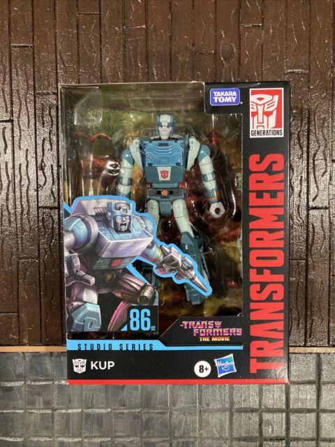 Transformers Studio Series Deluxe Class 1986 Movie KUP 86-02 Hasbro