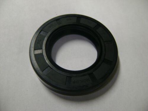 DUST SEAL 30mm X 53mm X 10mm NEW TC 30X53X10 DOUBLE LIPS METRIC OIL