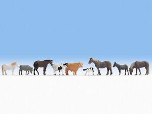 NOCH-N-36713-Tiere-auf-dem-Bauernhof-NEU-OVP