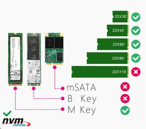 M.2 PCI-E NVME SSD TURN USB3.1 GEN2 10Gbps TYPE-C JMS583 Adapter Enclosure Case