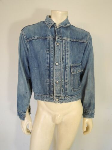 Vintage 1950s JC Penney FOREMOST Type 1 One Pocket