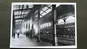 7398 Pressefoto TOLLER BAHNHOF / WIEN ? um 1910/20