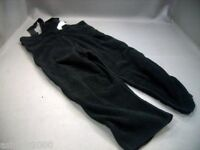 Polartec Classic 200 Us Military Fleece Overalls Black Ecwcs W/ Tags Med S-r