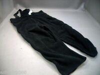 Polartec Classic 200 Us Military Fleece Overalls Black Ecwcs W/ Tags Med S-r