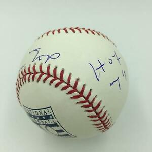 Beautiful-Willie-Mays-Hall-Of-Fame-1979-Signed-Cooperstown-MLB-Baseball-JSA-COA