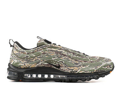 Nike Air Max 97 Premium QS Camo USA Olive International Air AJ26140205 size 9.5