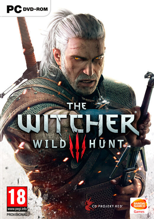 The Witcher 3 PC (brand new, sealed)
