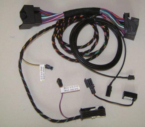 NEU VW Sk Seat VW Bluetooth Kabelsatz Mikrofon 5K0035730 7P6035730 A D J K N M P