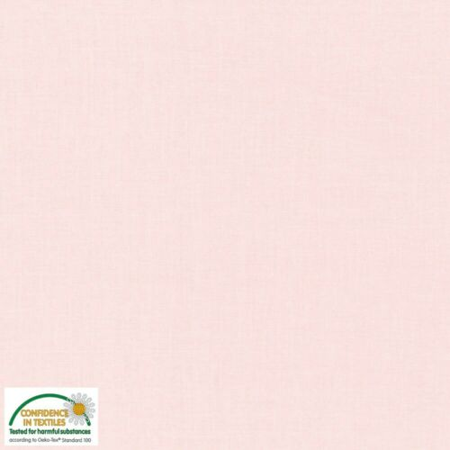 Sold Per 1//4 Metr... Plain Dusty Rose Patchwork Fabric 100/% Cotton 60 Inch Wide