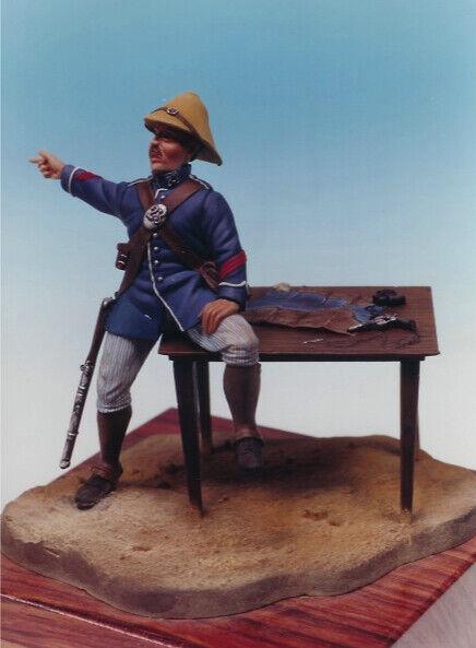 Los Cazadores De Caballeria De Alfonso XIII Tin Painted Toy Soldier   Art