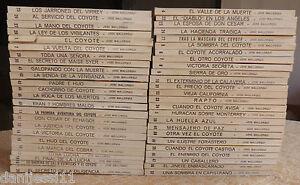 El Coyote Libros, 49 números, José Mallorquí, Ediciones Favencia
