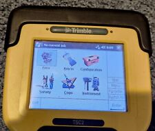 Trimble Tds Tsc2 Data Collector For Gps With Survey Controller