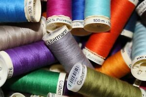 1//3//5 Colour 503 Gutermann Sew All Thread All Purpose Sewing Thread 100m Reels