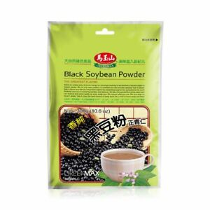 300g Black Soybean Powder 100% Nature Hair Loss Weight Control Regrowth Drink