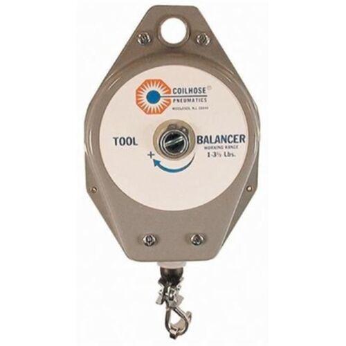 1-3.5 Pound Load Coilhose Pneumatics BL02 Heavy Duty Mechanical Tool Balancer