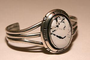 Sterling-Silver-Bracelet-3-Strand-White-Stone-J-MC-Hallmark