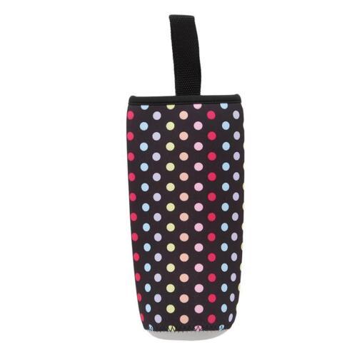 Sport Water Bottle Case Insulator Bag Neoprene Pouch Holder Sleeve Carrier DD