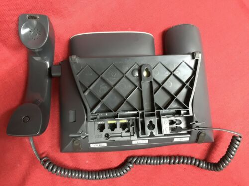 Base//Stand VoIP Business Office Phones Cisco IP Phone CF-7940G w Hand Set