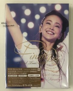 Amuro-Namie-Final-Tour-2018-Finally-Blu-ray-TOKYO-DM-ver-1st-limited-japan