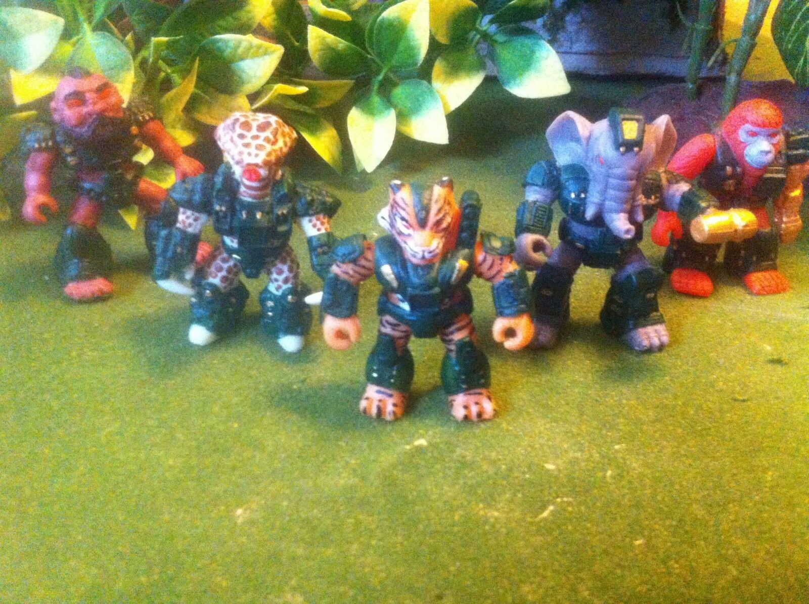 Battle Beasts Laser Beasts Indian Jungle squad American American American made bcfd6d