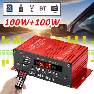 200w-HiFi-Digital-Bluetooth-Stereo-Audio-Endstufe-AMP-AUX-FM-MIC