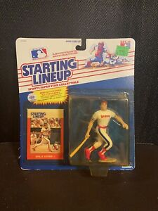 1988 MLB Wally Joyner Starting Lineup Action Figure | California Angels