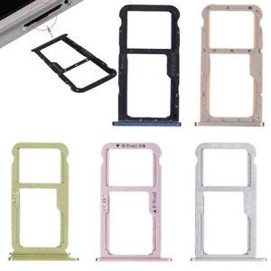 Nano-SIM-amp-Micro-SD-Memory-Card-Holder-Vassoio-Adattatore-slot-di-ricambio-per-Huawei