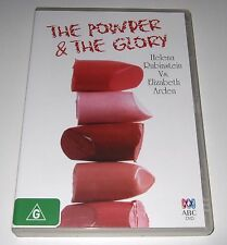 The Powder & The Glory (DVD, 2008) Helena Rubinstein Vs. Elizabeth Arden