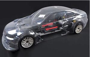 Fg Modellsport # 158180er 4 Deo 530e Châssis Non Peint Bmw M3 Rtr