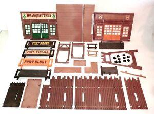 Playmobil Fort romains camp western fort pièces de rechange accessoires 3419 3420 3773 3806  </span>