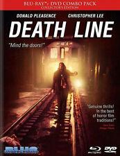 DEATH LINE AKA RAW MEAT (2PC) (+ DVD) - BLU RAY - Region free