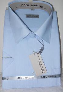 Camicia-classica-uomo-Cool-Man-mezza-manica-collo-classico-Art-119-9-90