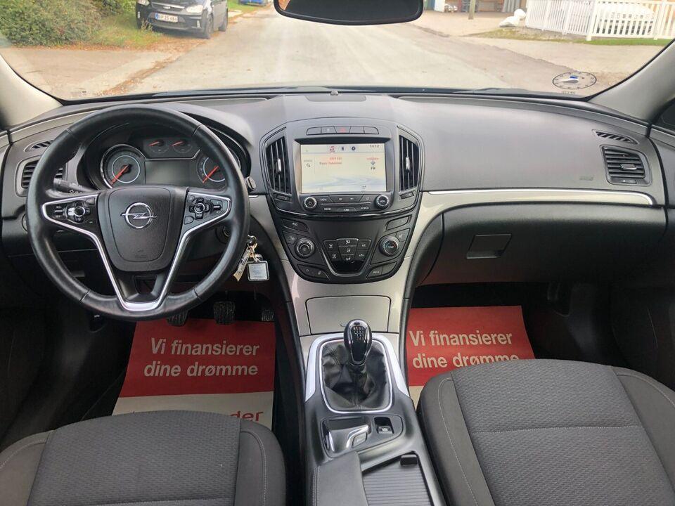 Opel Insignia 2,0 CDTi 120 Edition ST eco Diesel modelår