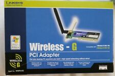 LINKSYS WIRELESS-B PCI ADAPTER MODEL WMP11 DRIVER FOR WINDOWS