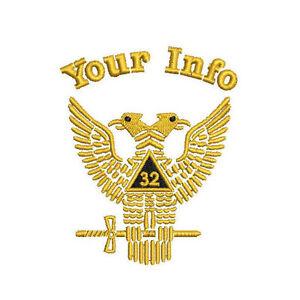 Freemason-Masonic-Scottish-Rite-Custom-Embroidered-Polo-Shirt-Embroidered-gift