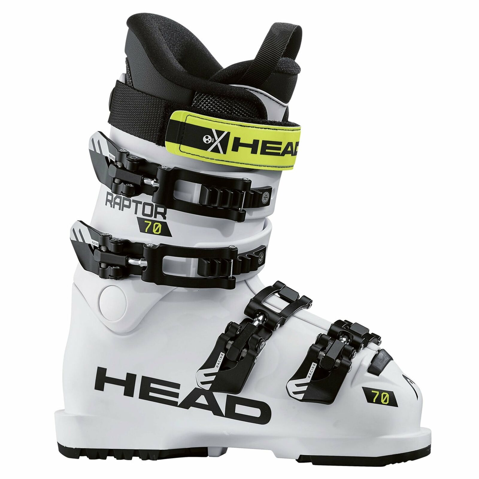 Head Raptor 70 RS Junior Ski Race Stiefel (2020)