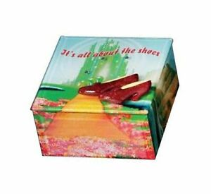 """It's All About The Shoes"""" Ruby Slippers Music Box San Francisco Music Box"""