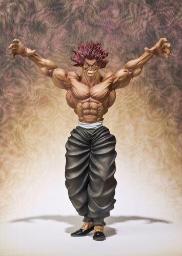 figure BANDAI Figuarts ZERO Yujiro Hanma OGRE Japan Anime Manga used