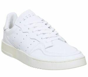 Détails sur Adidas Supercourt Pour Homme Baskets Blanc écru Baskets Chaussures afficher le titre d'origine
