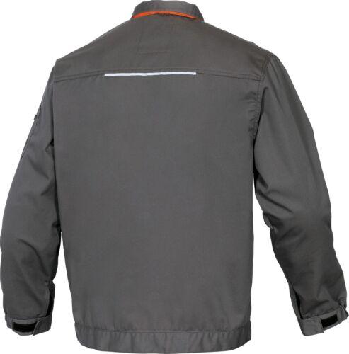 Delta Plus Panoply M2VES Mach2 Mens Drivers Work Jacket Coat Workwear Uniform