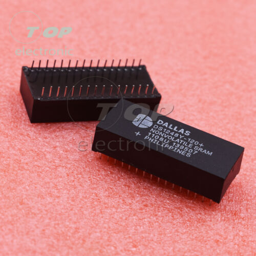1PCS//5PCS DS1248Y-120 DS1248Y 32PINS 1248Y-120 1024k NV SRAM with Phantom Clock
