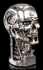 Terminator T-800 Schädel Box - Figur Judgement Day Cyborg Film Deko