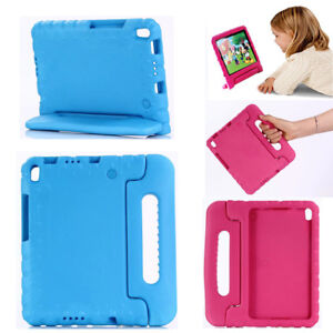 check out 4fe8a 7a0ab Details about Kids Children Foam EVA Handle Case Cover Shockproof For  Lenovo Tab 4 8 10 Plus