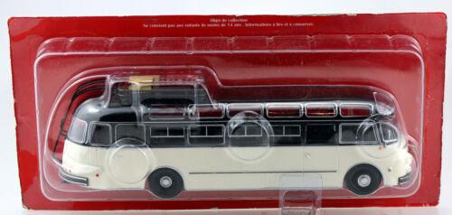 ISOBLOC 648dp bus Francia 1955 1:43 Ixo//Altaya modello di auto