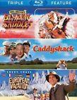 Blazing Saddles Caddyshack European 0883929251209 Blu Ray Region a