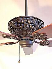"""60"""" ORB oil rubbed bronze ceiling fan no light"""